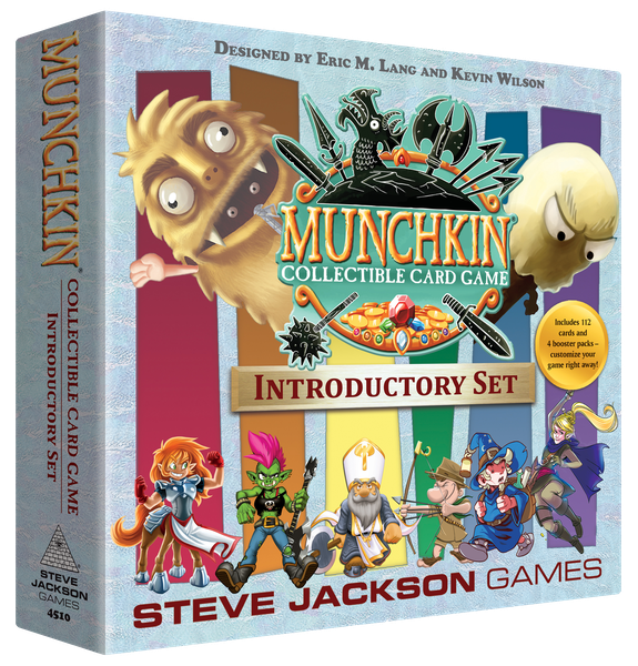 Munchkin CCG Introductory Set | Battle Bliss