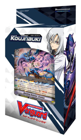 CFV Trial Deck Kouji Ibuki | Battle Bliss