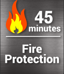 Image of Hunter Series 45 Minutes Fire Proof Model HGS-16E