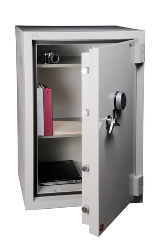 Image of Anti Fire and Burglary Safe Model FB-1054C