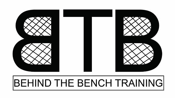 Behind The Bench Training logo
