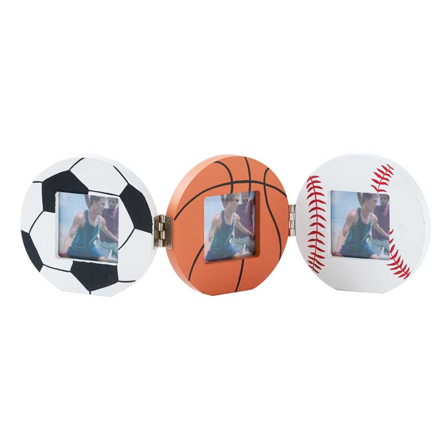 Sports Collage Photo Frame