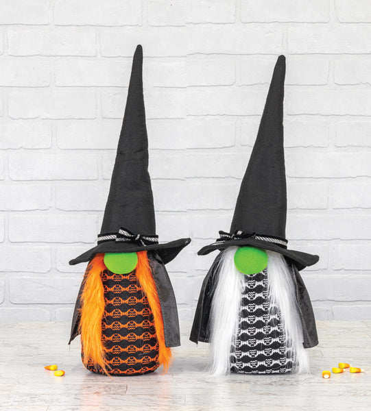 Mysterious Witchy Gnome Twins