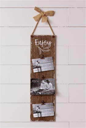Enjoy Life Picture Holder