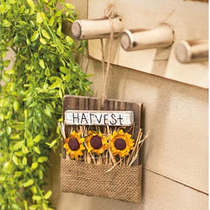 Harvest Sunflower Hanger