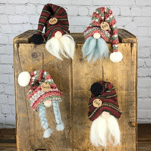 Gnome Ornaments!