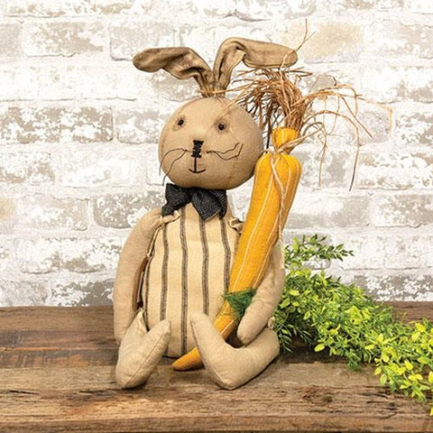 Alfred Bunny Primitive Doll