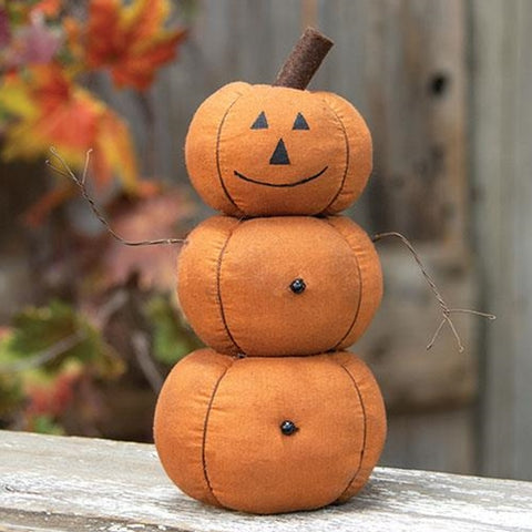 Stacker Pumpkin Stuffie