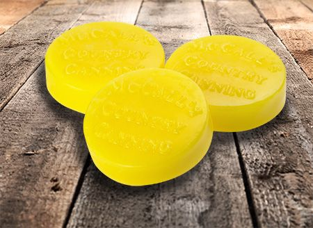 Laura's Lemon Loaf Wax Button Melt - pack of 5