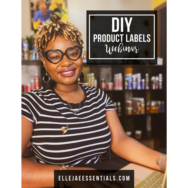DIY Product Labels Webinar