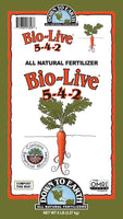 Down to Earth Bio-Live W/Myco 5-4-2 5lb