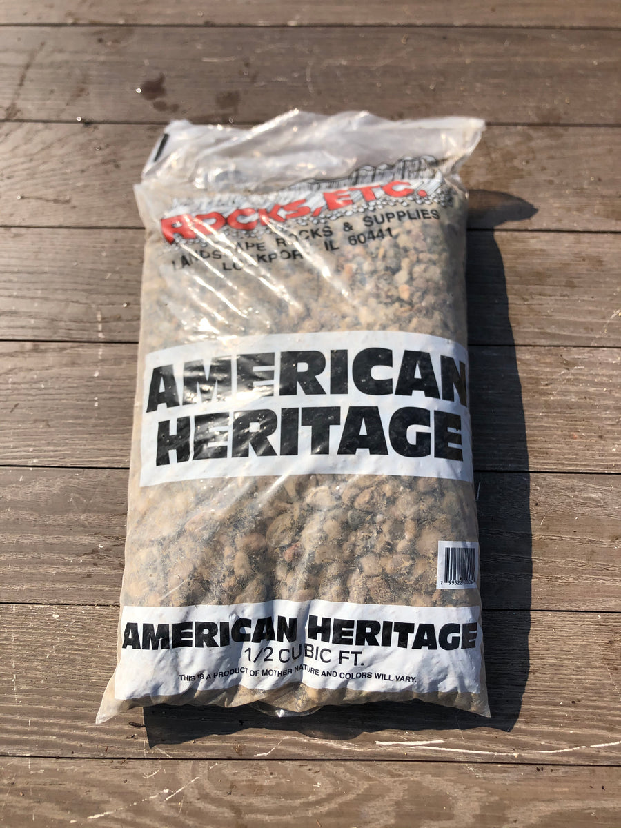 American Heritage Small .5 cf Bag