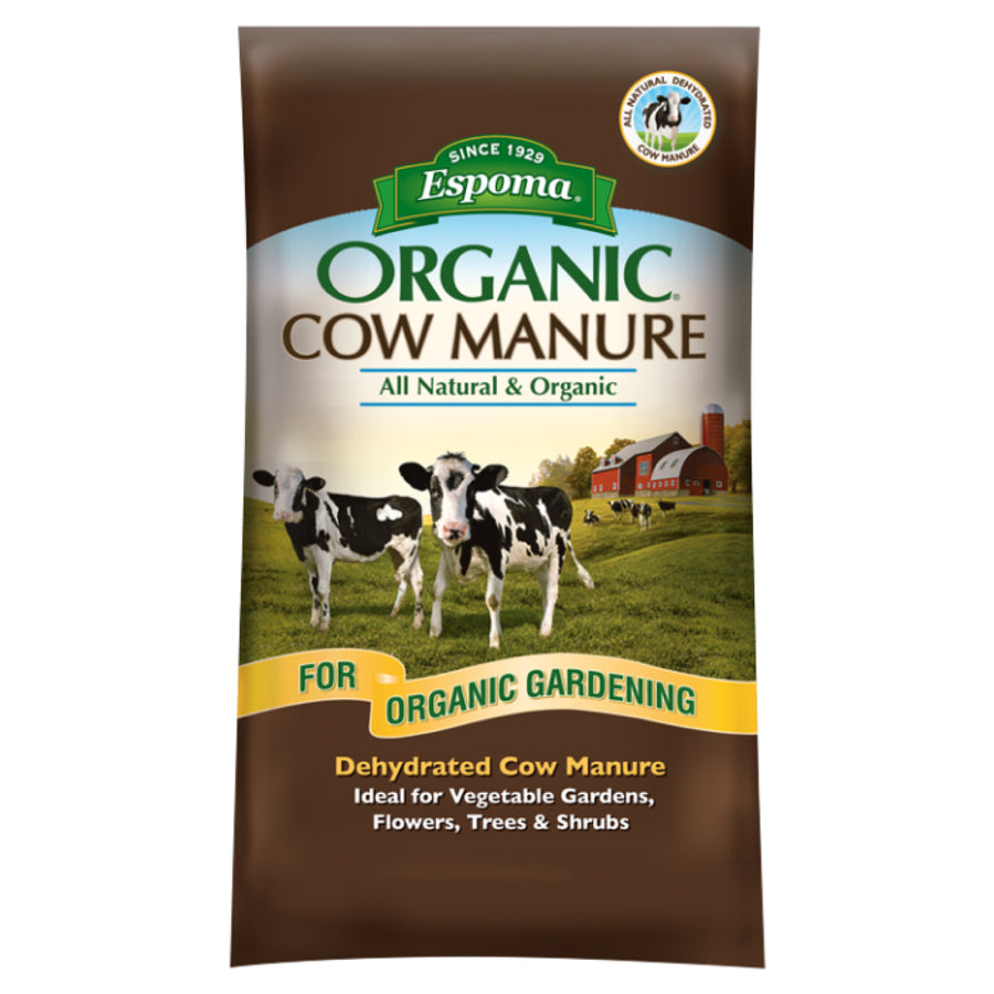 Espoma Dehydrated Cow Manure 1CF