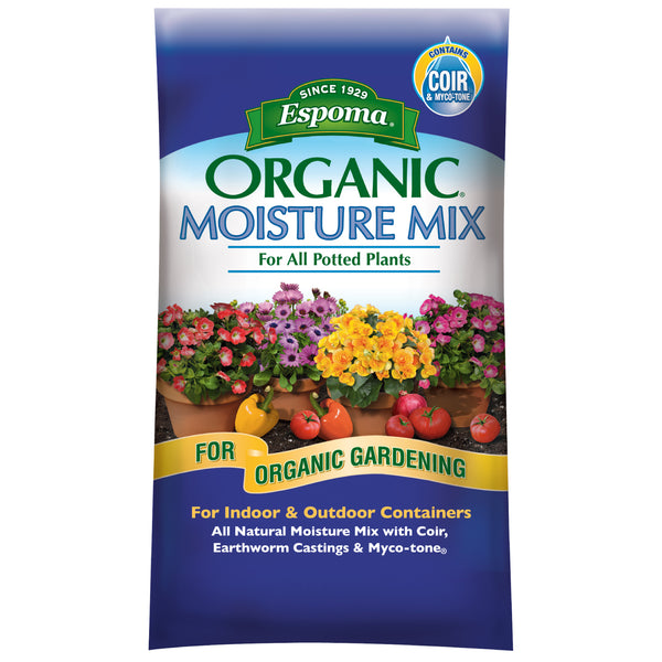 Espoma Organic Potting Moisture Mix