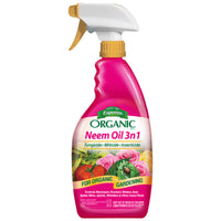 Espoma Organic Neem Oil 3-N-1 24oz Ready to Use