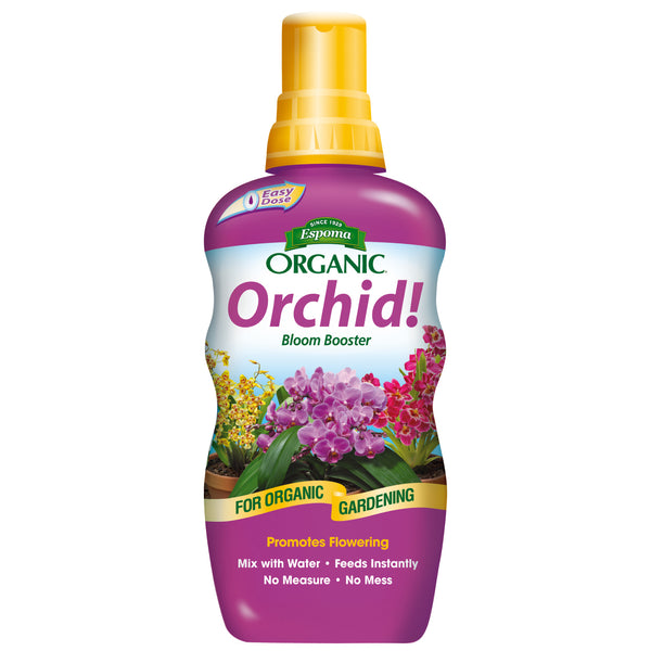 Espoma Organic Orchid Bloom Booster Plant Food 8oz
