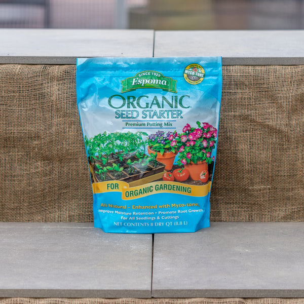 Espoma Organic Seed Starter Potting Mix