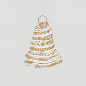 Twig Bell Ornament