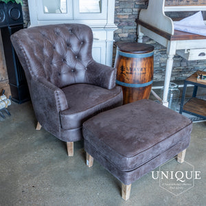Forty West Walter Club Chair