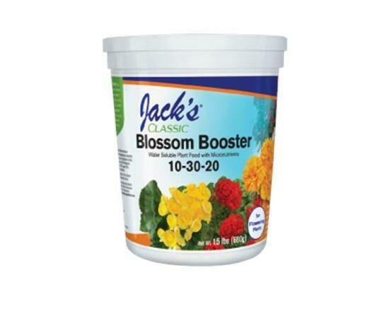 Jack's Blossom Booster
