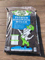 Hardwood Mulch 2cf Bag
