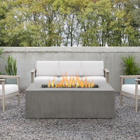 Jensen Rectangular Fire Table