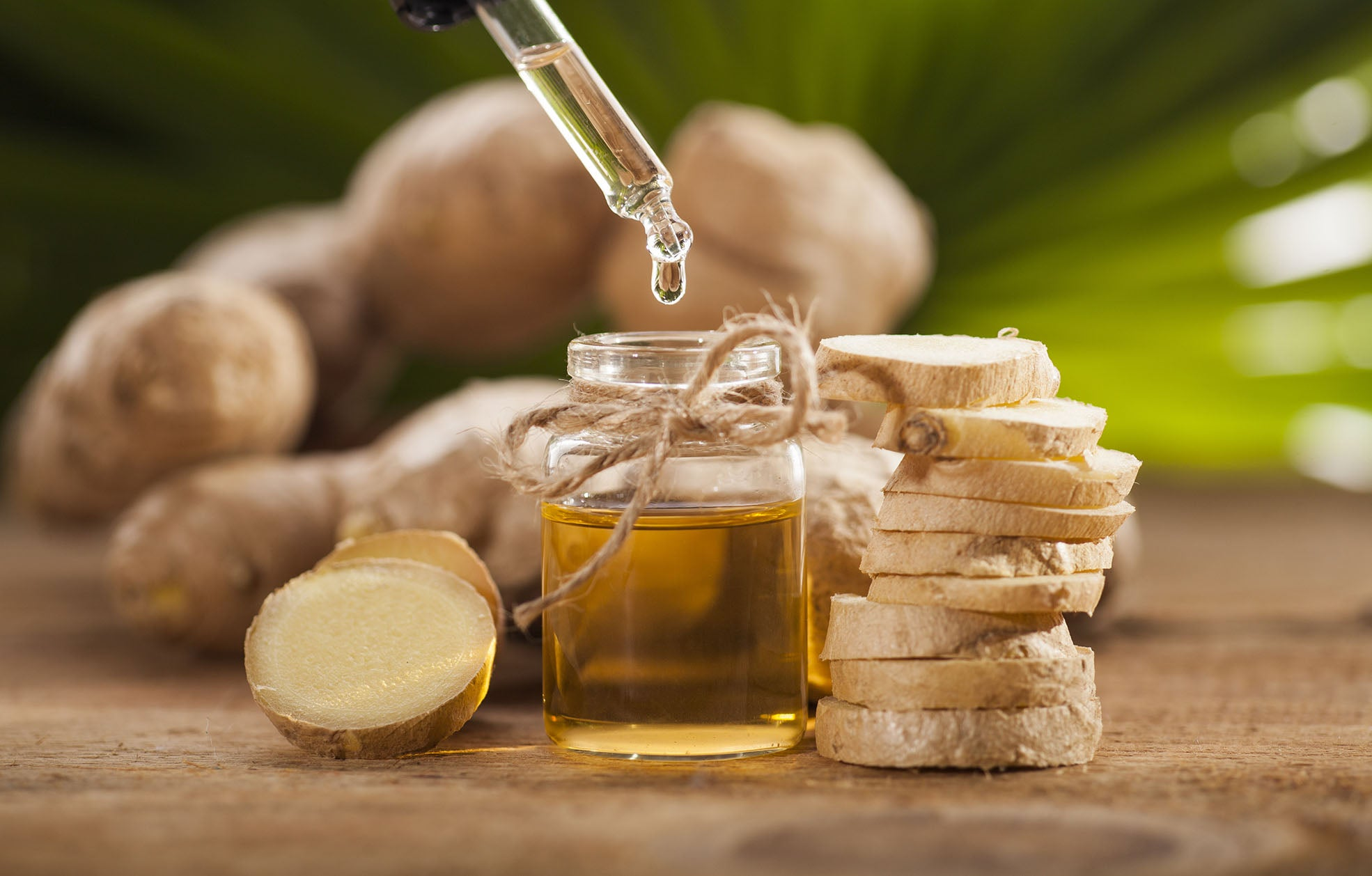 how to enjoy ginger essential oil benefits