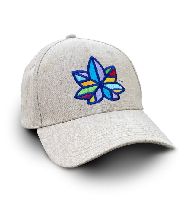 The Root Of It All Embroidered Hemp Hat