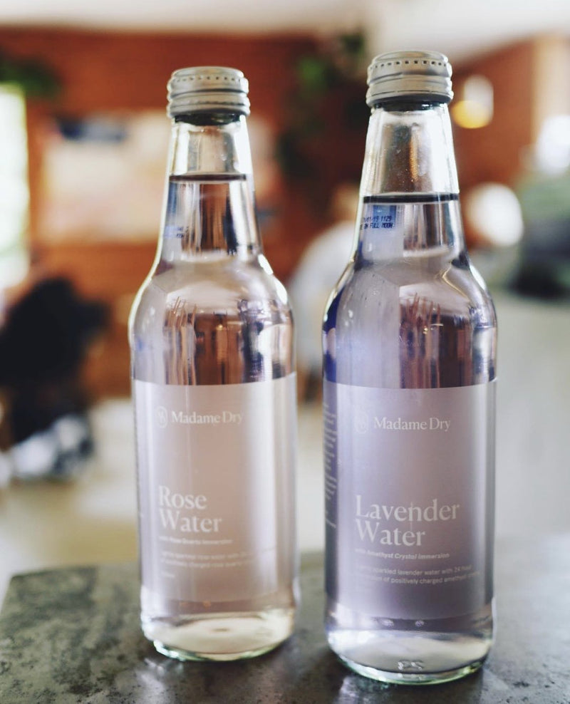 Rose & Lavender Water