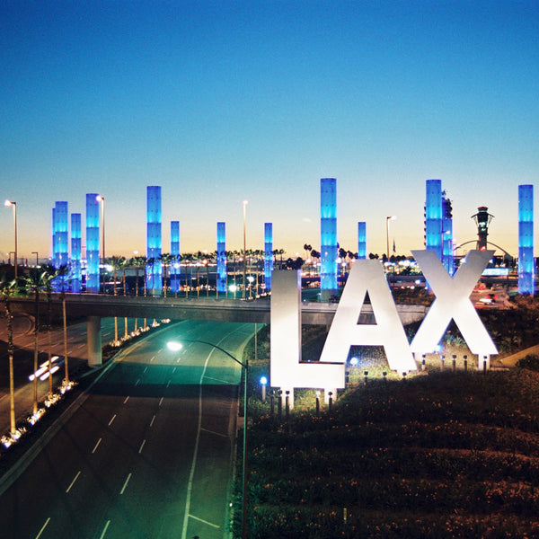 LAX - A MAGICAL PLACE IN THE WORLD #LOSANGELES