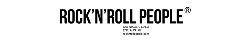 ROCK N ROLL PEOPLE