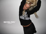 And other addictions crewneck