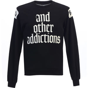 """And other addictions"" + arm prints"