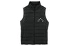MENS VEST | BLACK + WHITE