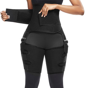 """Snatched"" By ForeverBody Detox Waist Trainer + Thigh & Arm Slimmer"