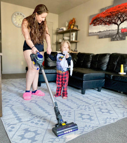 reduce the noise of the vacuum cleaner