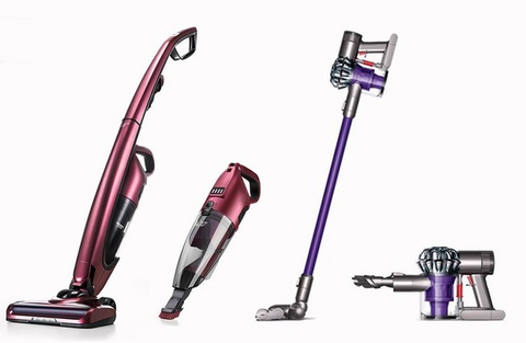 The second type of rod vacuum cleaner