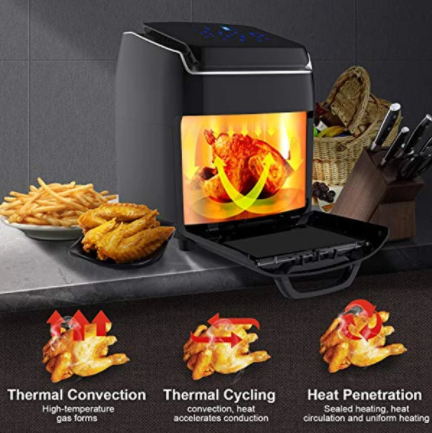The best air fryer oven