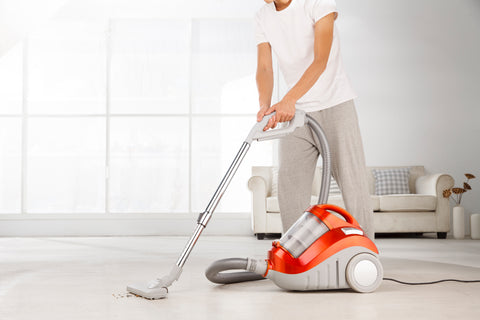 vacuum cleaner for cleaning house