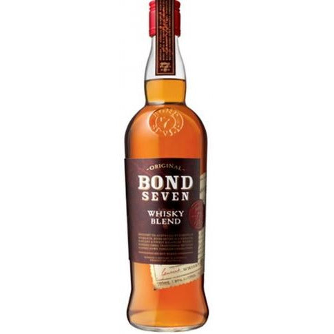 Bond Seven Whisky 700ml