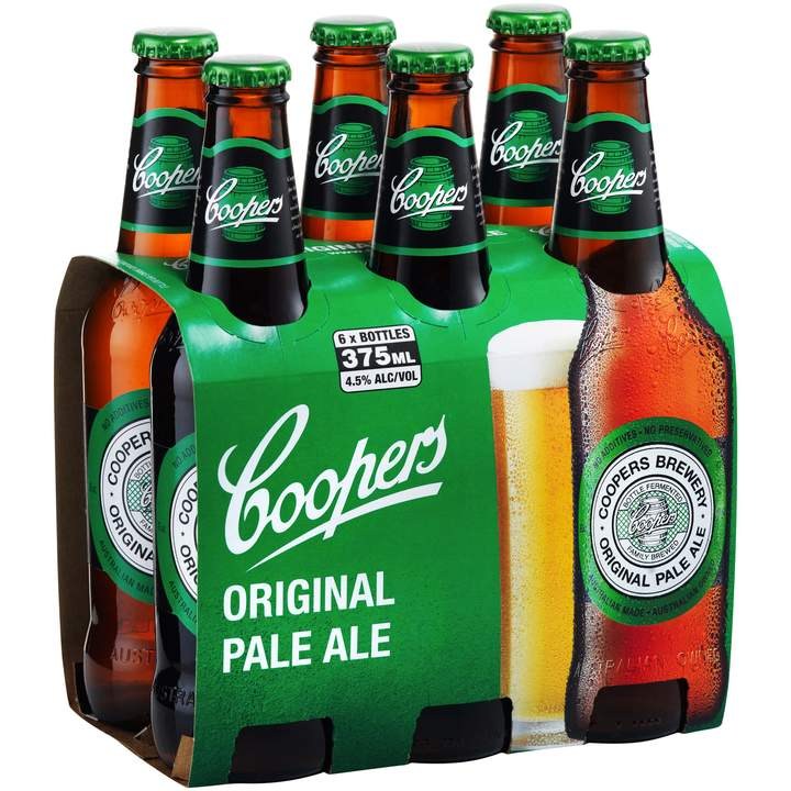 Coopers Pale Ale Stubs 6pk