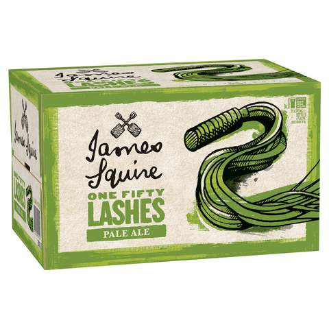 James Squire 150 Lashes case of 24