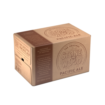 Stone & Wood Pacific Ale Stubbies 24pk