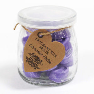 Lavender soy wax melts 16 pieces
