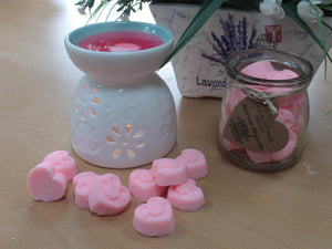 Jasmine soy wax melts 16 pieces
