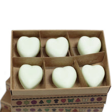 Load image into Gallery viewer, Apple soy wax 6 pieces