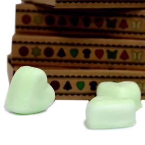 Apple soy wax 6 pieces
