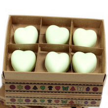 Load image into Gallery viewer, Mint soy wax melts 6 pieces