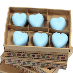 Berry soy wax melts 6 pieces