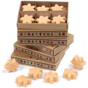 Jasmine soy wax melt 6 pieces